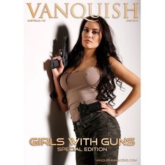 Check out our latest issue.  Now available on www.VanquishMagazine.com  Girls with Guns  Sarah Maria Paul  Vanquish Magazine  Girls with Guns Special Edition. Featuring Sarah Marie Paul Models: Sarah Maria Paul Amanda Lola Lizzeth Acosta Holly Puska Jamie Foster Tara Photographers: Paul Camo Pablo B Sekrey Photography A.Perez Photography ROBLO305.COM Binais Begovic Richevents Photography  Enjoy this Magazine? Share it  Download or Print Available from…