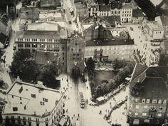 Olsztyn - zdjęcie z książki: Das Ermland in 144 Bildern_ 1958r.