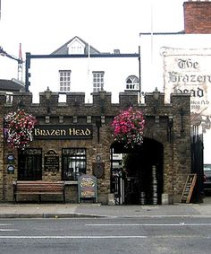 oldest pub in Dub.  Vikings used to get their drink on in this place!