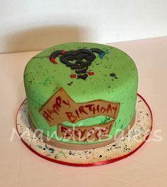 Harley Quinn cake