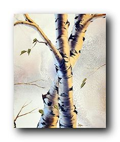 Extremely beautiful! This Aspen forest birch tree wall art will definitely help to add an infusion of nature's tranquility to any place in your home. You'll enjoy the scene of natural beauty with this innovative nature art print poster. It will be a perfect addition for living room or entry gate that would help to get many compliments from your guests for sure. This wonderful forest wall poster goes well with any decor style.