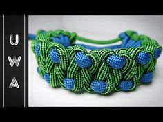 How To Make The Rocky Road Paracord Bracelet – www.Paracordo.com