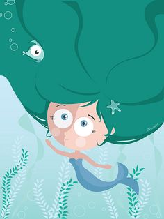 "https://flic.kr/p/5HDfWY | Mermaid - - vectortuts contest submition | Vector character (c) Oksana Pasishnychenko (Oksancia) created totally in Adobe Illustrator 3 <i>Uploaded with the <a href=""http://www.flock.com/"" rel=""nofollow"">Flock Browser</a></i>"
