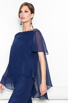 Traje pantalon de fiesta modelo 5006166 by Cabotine by Gema Nicolás | Boutique Clara