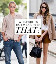 Pick The Right Shoes Every Time With Our Foolproof Guide