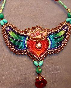 Coeur à ailes