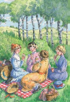 Anne Of Avonlea, Anne With An E, Anne Shirley, Parcs, Illustrations, Cute Illustration, Fairy Tales, Art Drawings, Anime