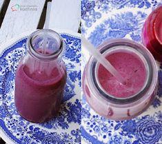Moja smaczna kuchnia: Koktajl jagodowy na maślance Food, Diet, Essen, Yemek, Meals