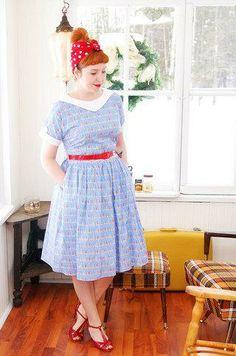 Style Gallery | ModCloth's Fashion Community #50s #dress