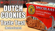 NEW VIDEO: Taste Test: Dutch Spiced Cookies (Netherlands) Watch the video here: http://youtu.be/E7p9AC65Mpw