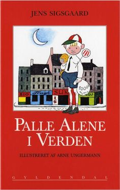 'Palle Alene i Verden' (Palle All Alone in the World) - a classic childrens book for many generations - Arne Ungermann - Denmark Vintage Books, Vintage Posters, Mermaid Sculpture, Nostalgia, Child Please, Classic Books, My Memory, Jena, The Little Mermaid