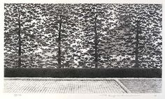 Tanaka Ryohei is one of the most important contemporary etching artist in Japan. Born in 1933 in Takatsuki City (Osaka Prefecture), he studied etching techniques under Foruno Yoshio and began to exhibit in 1966 with the Japanese Print Association, quickly gaining notoriety. His work has always...