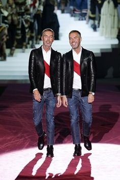 DSquared Talk About Their Love For London