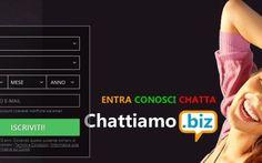 Il nuovo portale per fare nuove amicizie in chat è chattiamo.biz Ecco un nuovo portale internet dove poter fare nuove amicizie in chat. Il sito si chiama chattiamo.biz e promette faville per tutti colore che cercano nuovi incontri in chat. Una grafica entusiasmant #chat #incontri #chatweb