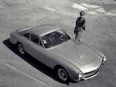 Ferrari 250 GT Berlinetta Lusso Prototipo (1962)