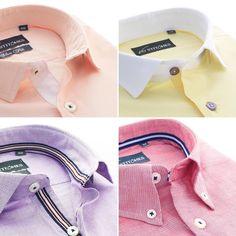 Colours of the season!! Which ones will go into your wardrobe?  #menswear #mensstyle #mensfashion #trend #summer #colours #trendy #classy #classymen #dapper #dappermen #egyptiancotton #formal #formals #formalwear #weekend #luxury #shirts #bespoke