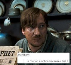 is it that time of the month remus - Google Search