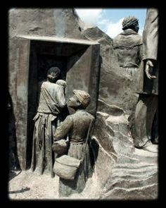 Detail of the Underground Railroad Scilpture | Flickr - Photo Sharing!