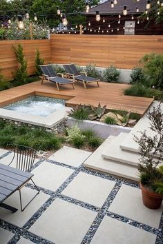Beautiful small backyard landscape designs can be hard to achieve, as a small yard requires good space management. Gardening, decor and much more on hackthehut.com #LandscapingandOutdoorSpaces