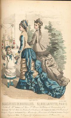 c.1877 fashion plate