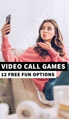 Free games to play on Zoom, free games to play on online with friends, best video call games to play online, games to play with friends online, family-friendly games to play on Zoom, Facetime, games to play on Zoom meeting, virtual games to play on video call, stay at home activities, Zoom game ideas, games to play with friends, free online games, #games #friends Plus Games, Free Games, Dance Games, Games To Play, Play Online, Online Games, Travel Packing, Travel Hacks, Solo Travel