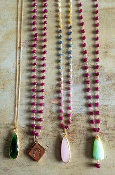 Jewelry LOVE: Jenny Thompson of Theodosia Jewelry | The English Room