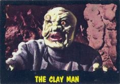 45 The Clay Man
