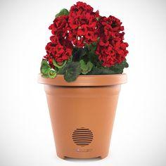Wireless Outdoor Planter Speaker - $86