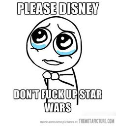 Please Disney…