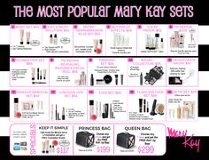 Most Popular Mary Kay Sets Best Mary Kay Products, Selling Mary Kay, Mary Kay Party, Foundation Sets, Mary Kay Cosmetics, Beauty Consultant, Independent Consultant, Mary Kay Makeup, Business