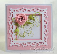 Mostly Pink for Angela by kittie747 - Cards and Paper Crafts at Splitcoaststampers