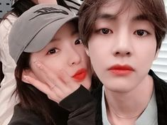 Korean Couple, Best Couple, Taehyung, Irene Kim, Bts Girl, Kpop Couples, Bts Imagine, Red Velvet Irene, Soyeon