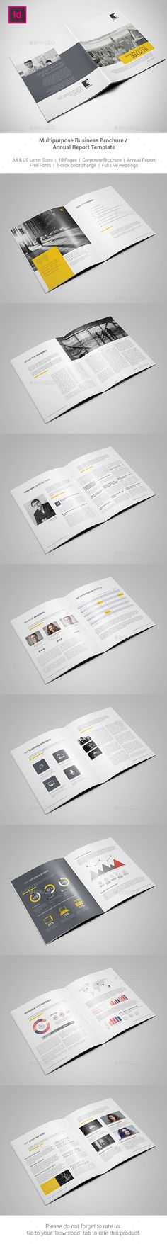 Brand Manual Template  Brand Manual Brochures And Template