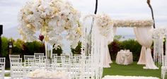 Chanel inspired wedding ~ tabletop featured in Ceremony Magazine Orange County | San Diego Wedding Blog