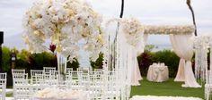 Chandelier inspired wedding at the US Grant Hotel San Diego | San Diego Wedding Blog
