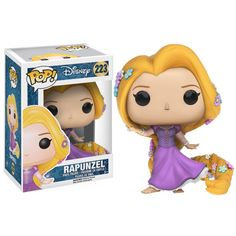 Funko releasing new Rapunzel pop vinyl