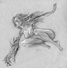 Aberrant by ehdubruno on DeviantArt Sketchbook Pages, Beast, Deviantart, Illustration, Beautiful, Illustrations, Art Sketchbook
