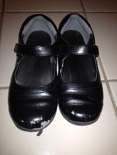 Cherokee uniform shoes, mary jane style-Falda Ballet