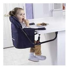 Hook On High Chairs | Clip On High Chair   Has Measurements Guidelines For  Your Table