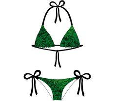 Weed Bikini – Smooooth clothing