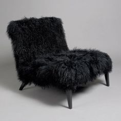 40 Adorable Warm Fur Furniture Pieces For Fall And Winter | DigsDigs