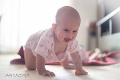 Maya, 8 and a half months old by Javier Cazorla Arrabal on 500px