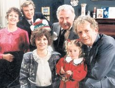 Glenroe - Irish soap opera that I loved sooo much and still yearn to watch again......