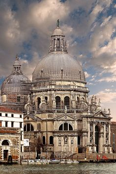 Santa Maria della Salute is located in the Dorsoduro sestiere of the Italian city of Venice. It stands on a narrow finger of land between the Grand Canal and the Bacino di San Marco making the church visible when entering the Piazza San Marco from the water.