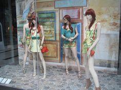 the summer holidays, pinned by Ton van der Veer