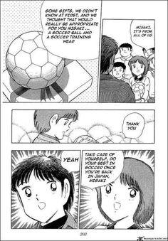 Captain Tsubasa 110 - Page 21