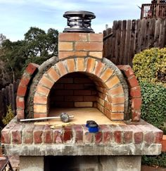Lyford Family Wood Fire Brick Pizza Oven - My Infob. - Lyford Family Wood Fire Brick Pizza Oven Lyford Pizza Oven in California by BrickWood Ovens - Pizza Oven For Sale, Outdoor Pizza Oven Kits, Build A Pizza Oven, Diy Pizza Oven, Outdoor Oven, Pizza Ovens, Pizza Oven Fireplace, Brick Bbq, Four A Pizza