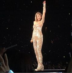 Taylor Swift Is the Queen of the Costume Change: She's only just begun, but Taylor Swift has already worn her fair share of revealing outfits on her 1989 tour.