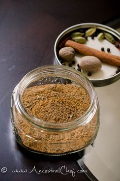 Make Your Own Masala Chai Tea Spice Mix/Blend – finally a chai mix without the powdered milk and instant tea..