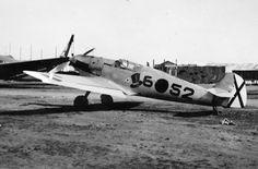 Messerschmitt Bf 109D 2.J88 Legion Condor 6x52 España 1938 05